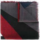 Fendi Bag Bugs scarf - men - Silk/Wool - One Size