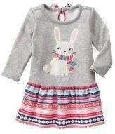 Gymboree Bunny Warm & Fuzzy Dress