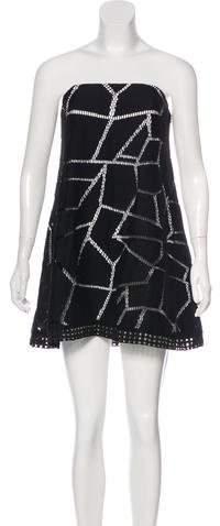 Alexis Kerensa Macramé Dress w/ Tags