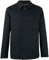 A.P.C. button-up shirt jacket - men - Cotton - S