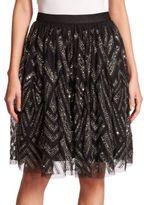 Parker Switch Beaded Skirt