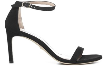 Stuart Weitzman Nunaked Ankle Strap Sandals