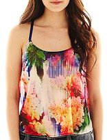 JCPenney Decree® Print Top