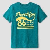 Cat & Jack Boys' Graphic T-Shirt Cat & Jack - Green M