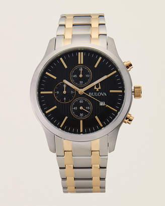 Bulova 98B310 Two-Tone Watch