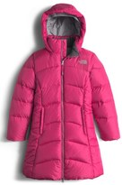 The North Face 'Elisa' Water Repellent Down Parka (Big Girls)