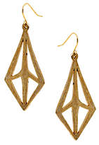 Low Luv x Erin Wasson BY ERIN WASSON Spear Head Earrings Gold