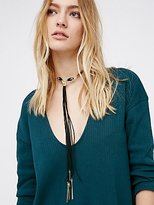 Free People Low Rider Choker Bolo