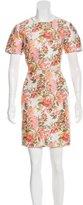 Stella McCartney Floral Sheath Dress