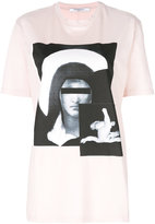 Givenchy oversized Madonna print T-shirt