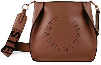 Stella McCartney Mini Stella Logo Shoulder Bag