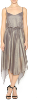 Rancho Estancia Metallic Strappy Dress