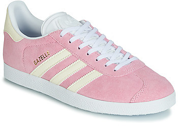 GAZELLE W women's Shoes (Trainers) in Pink