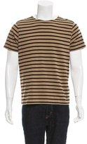 Margaret Howell Striped Short Sleeve Shirt