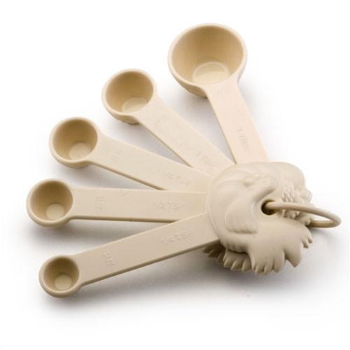 Paula Deen 5-Piece Measuring Spoon Set