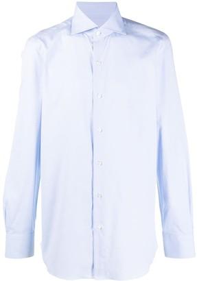 Finamore 1925 Napoli Poplin Dress Shirt