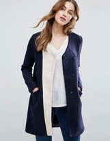 Girls On Film Color Block Coat