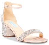 Betsey Johnson Hale Sandal