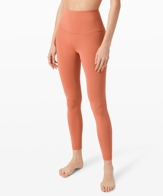 "Lululemon Wunder Under Super High-Rise Tight 28"" *Full-On Luxtreme Online Only"