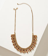 LOFT Crystal Statement Necklace