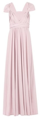 Dorothy Perkins Womens Jolie Moi Pink Bridesmaid Maxi Dress, Pink