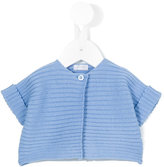 Il Gufo ribbed cardigan - kids - Cotton - 6 mth