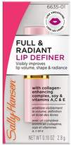Sally Hansen Clinical Lipcare Collection Full and Radiant Lip Definer, 0.1 Ounce by