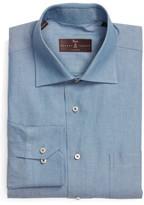 Robert Talbott Men's Classic Fit Oxford Dress Shirt