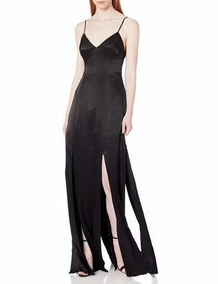 ABS by Allen Schwartz Women's Tall Size Car-Wash Slip Gown