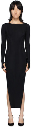 Totême Black Orville Dress