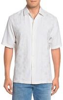 Tommy Bahama Men's Noivado Beach Original Fit Camp Shirt