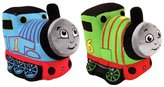 Thomas & Friends Talking Thomas & Percy Soft Toys - 2 Pack