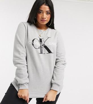 Calvin Klein Jeans reissue logo sweatshirt