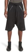 Y-3 Men's Drop Crotch Shorts