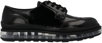Prada Derby Brogue Shoes
