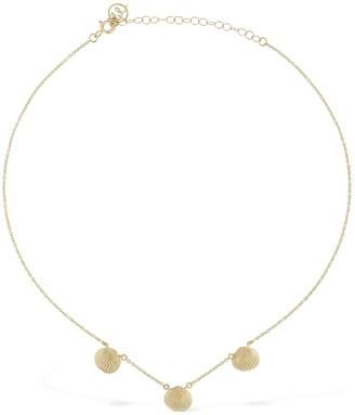 Lil 9kt Bombshell Short Necklace