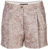 Rochas Metallic Jacquard Shorts