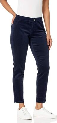 Nic+Zoe Women's Pin Wale Cord Pant
