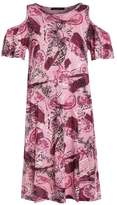 Sisley Jersey dress pink