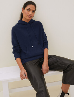 Marks and Spencer Pure Cashmere Hoodie