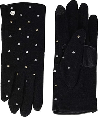 Echo Dot Dot Touch Gloves - Water Repellent Finish