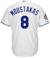 Majestic Men's Mike Moustakas Kansas City Royals World Series Champ Jersey