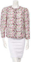 Dolce & Gabbana Printed Silk Jacket w/ Tags