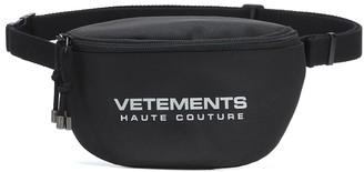Vetements Logo belt bag
