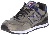 New Balance Women's WL574 Mineral Glow Pack Classic Running Shoe
