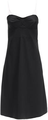 Coperni Sweetheart Mini Dress