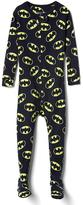 Gap babyGap | DC Batman footed sleep one-piece