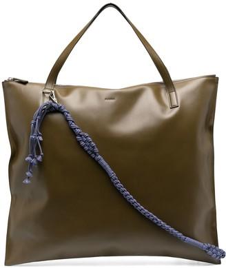 Jil Sander Rope-Detail Tote Bag