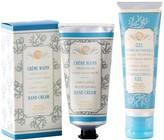 Panier des Sens Mediterranean Freshness Hand Cream & Hydroalcoholic Gel 2-Piece Set