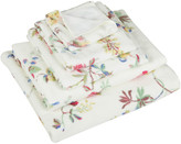 Cath Kidston Birds and Roses Towel - Chalk - Face Cloth
